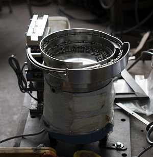 Stainless Steel Bowl Feeder Tooling